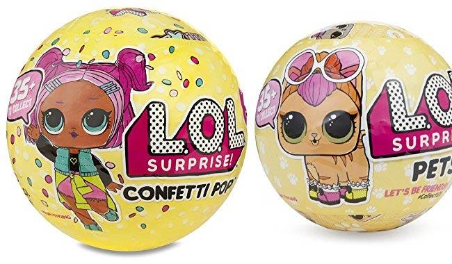 Bambole Lol Surprise le serie da non farsi scappare